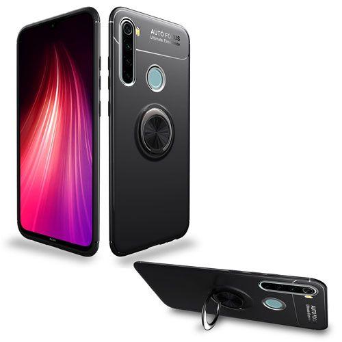 گارد حلقه انگشتی شیائومی ردمی نوت 8 مارک Becation 5 Xiaomi Phone Cases Shell Ring