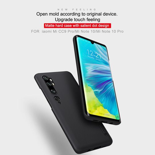 قاب شیائومی Mi Note 10 مارک نیلکین استند 9 Xiaomi Nillkin Electronic Products