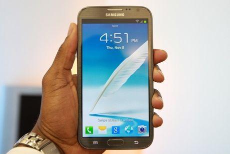 Samsung Galaxy Note II #BusinessFibernetics