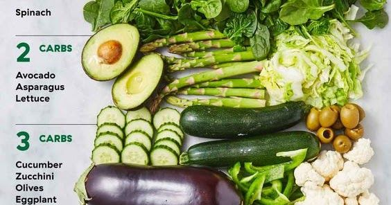 craving vegetables on low carb diet
