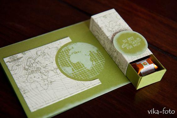 Vikas kleine Welt: Neues Global Design Project...