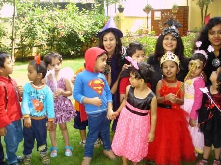 7 best The Bangalore School (TBS) celebrated Halloween images on ...