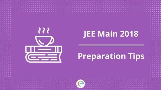 Jee Main Preparation 2020 How To Prepare For Jee Main Exam Exam Maine Stimulation