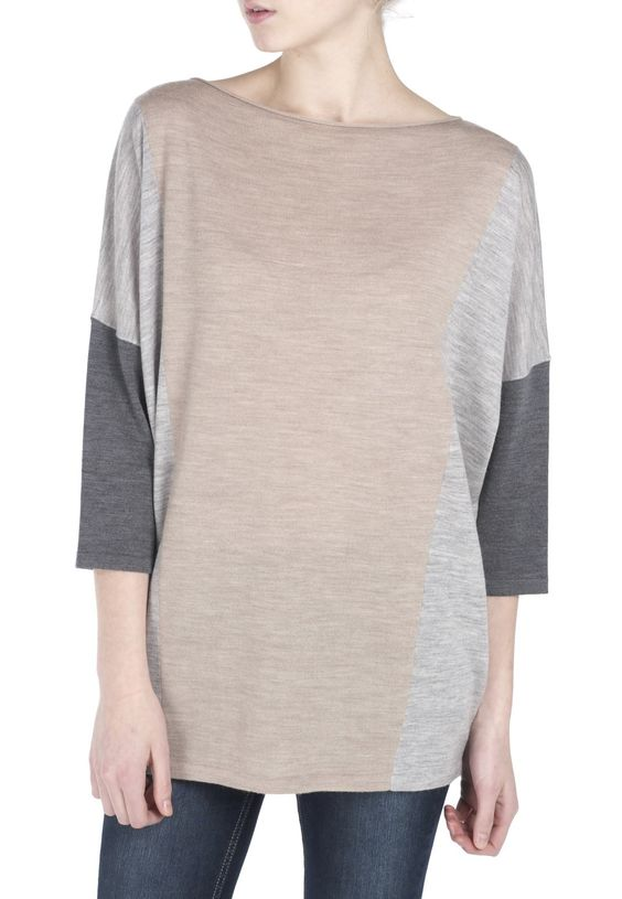 In love with this Color Block Hitched Tunic from Jigsaw London... waiting for it to decrease a little more in price ;)
