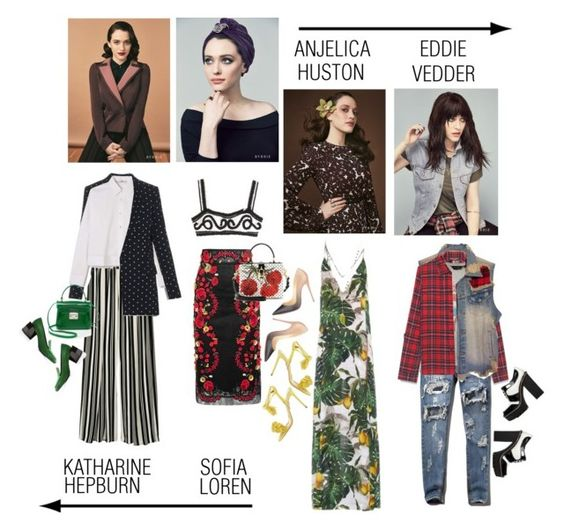"""""""what kat dennings beauty icon will wear today"""" by esterp ❤ liked on Polyvore featuring Givenchy, H&M, Hope, Furla, Pierre Hardy, Dolce&Gabbana, Christian Louboutin, ADRIANA DEGREAS, Alicia Marilyn Designs and Aquazzura"""
