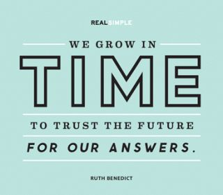 Quote by Ruth Benedict