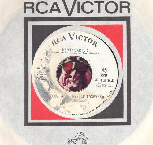 Kenny Carter RARE NORTHERN SOUL