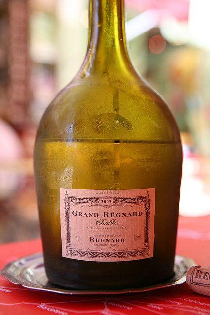 Beaune:  Chablis Grand Regnard