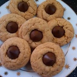 Peanut Butter Blossom Cookies - my absolute favorite cookie ever!!!