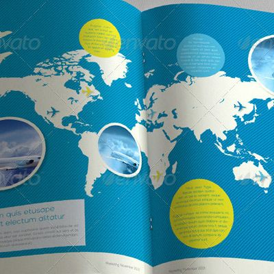 travel brochure design | ... Booklet Example 7 Great Travel Brochure Examples and Design Samples
