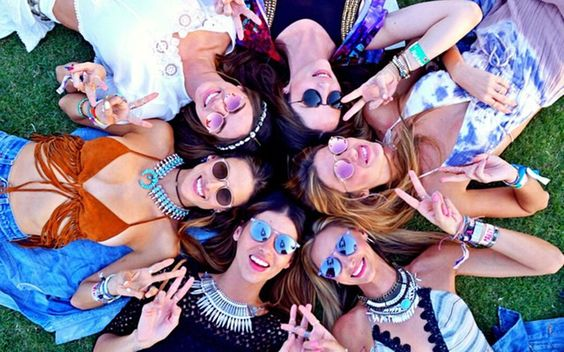 """Am Woche startete die zweite Runde des kalifornischen Musikfestivals """"Coachella"""". Wir haben die schönsten Eindrücke für gesammelt."""