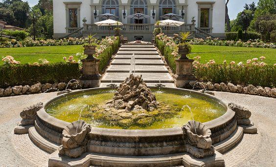 Progettazione e realizzazione parchi per alberghi e resort