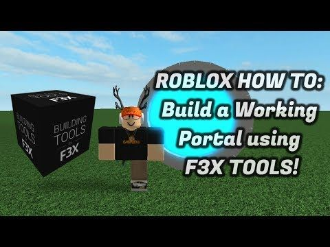 34 How To Build A Working Portal Using F3x Tools Voice