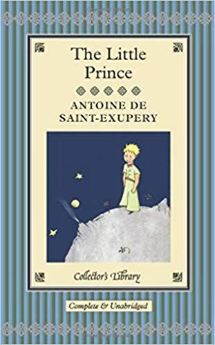 (saint-exupery).little prince, the (collector ` s classics): Antoine Exupery: 9781907360015: Amazon.com: Books