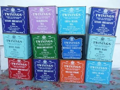 Twinings Tea Shopping And Tea Tins On Pinterest