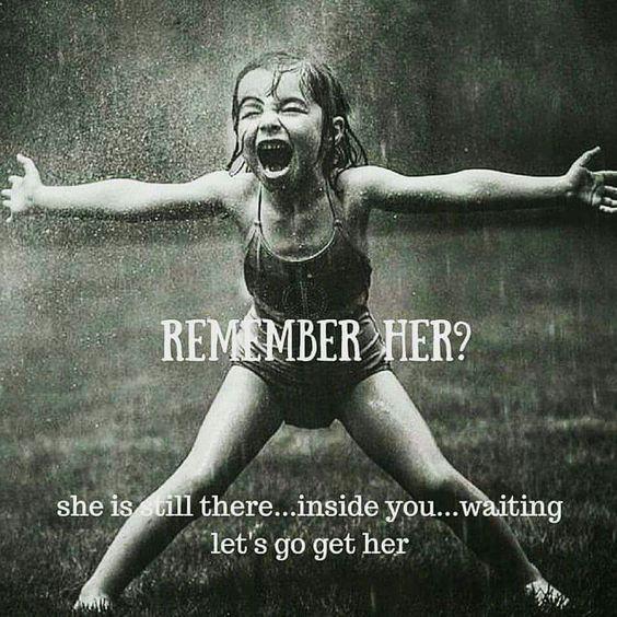 Release ur inner child                                                                                                                                                      More