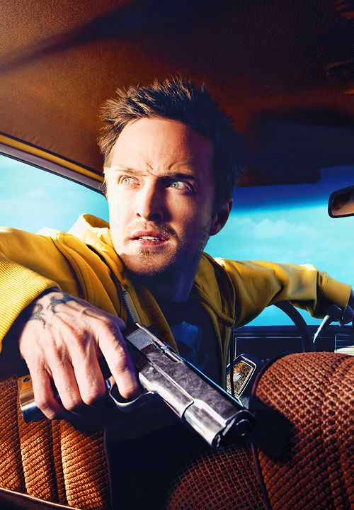 Jesse Pinkman. (Aaron Paul) Yes omg. Obsessed with his greatness!!