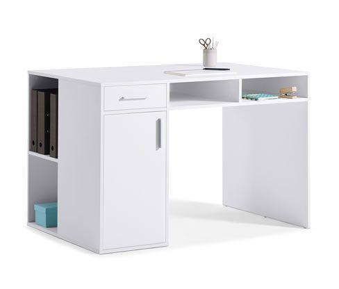 Schreibtisch Mit Stauraum In 2020 Schreibtisch Stauraum Ablagefach