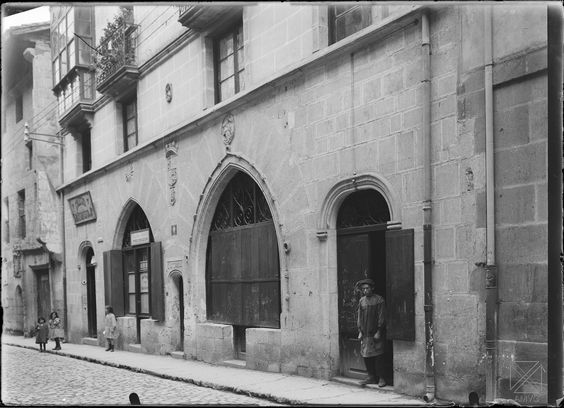 fotos antiguas vitoria | Enrique Guinea (hacia 1916)/Archivo Municipal de Vitoria-Gasteiz