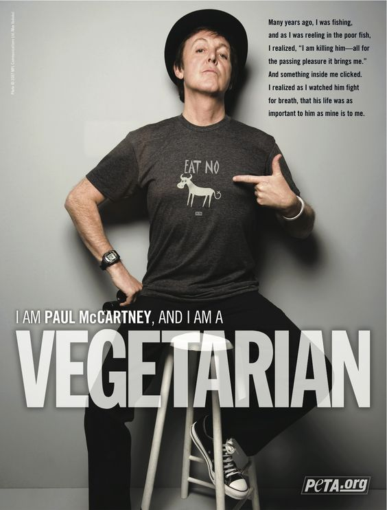 """Today is World Vegetarian Day, established by the North American Vegetarian Society in 1977 and observed annually on October 1 """"to promote the joy, compassion and life-enhancing possibilities of vegetarianism,"""". It brings awareness to the ethical, environmental, health and humanitarian benefits of a vegetarian lifestyle. Happy Vegetarian Day!"""