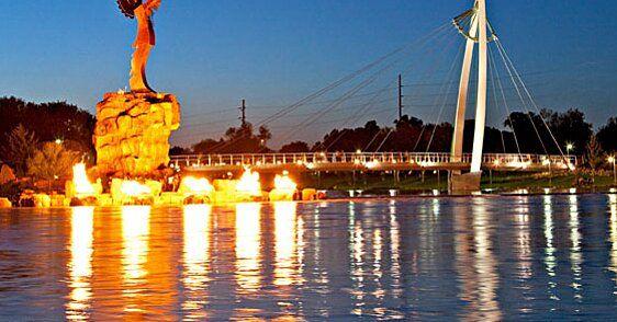 Top Things To Do In Wichita Wichita Kansas City View