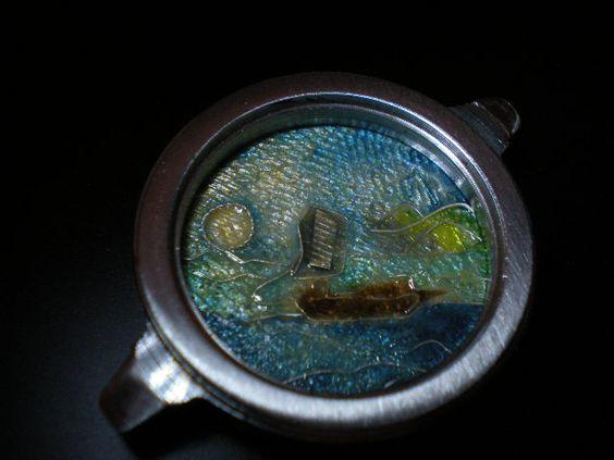 Couleurs des émaux transparents sur cuivre. 3bdbd2483085faee1e37461a9ba31fab