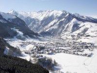 Skigebiet Kaprun - Kitzsteinhorn Gletscher www.winterreisen.de