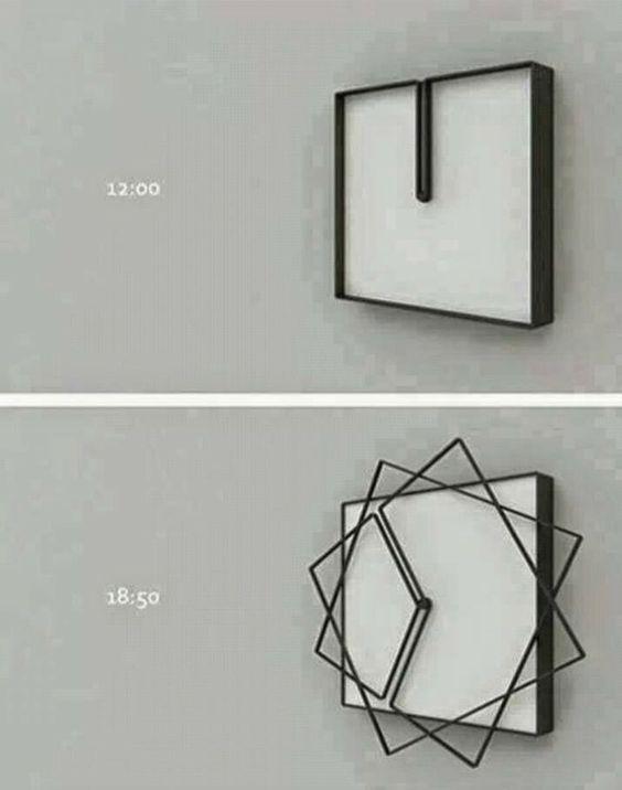 L'horloge design en quelques exemples modernistes