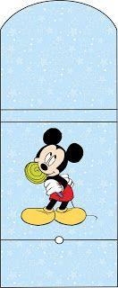 Printable Mickey Birthday Party Kit
