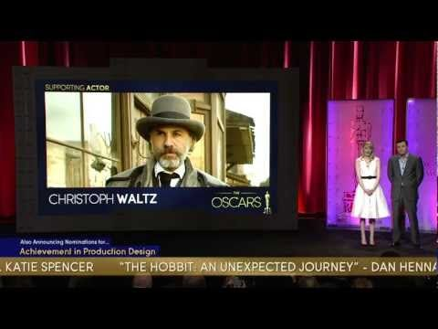 Watch the Oscar Nominations now.     Check out the full list of nominees at Oscar. com   http://oscar.go.com/nominees?cid=AMPASYouTube_oscarnominees