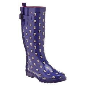 Model Chooka Rain Boots Review Western Chief Women39s Ditsy Dot Rain Boot