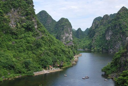 Just cave in to Trang An's myriad charms