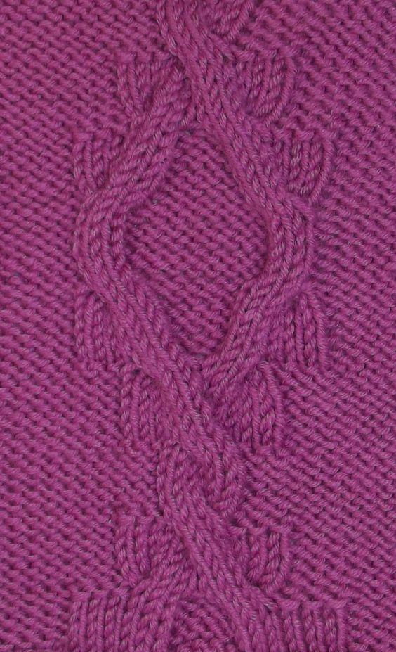 Knitting Crochet In Spanish : Spanish knitting stitches and on pinterest