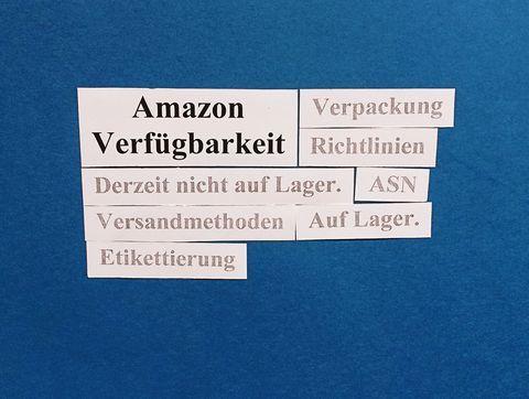 Amazon Vendor Central: Verfügbarkeit. 6 Tipps und Hinweise, wie Sie Abverkäufe bei Amazon mit besseren Verfügbarkeitsanzeigen steigern.