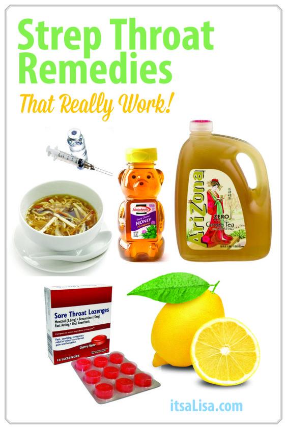 Strep Throat Remedies For Symptoms