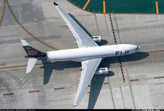 Fiji Airways Airbus A330-243