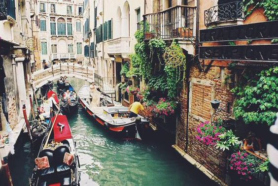 Can I just move to Venice already?!