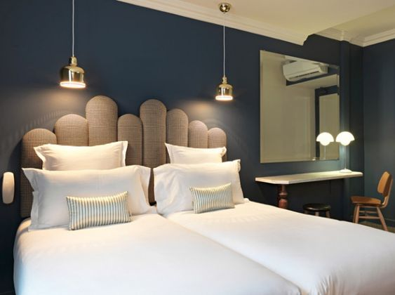 Chambre tendance hotel paradis chambre bedroom pinterest h tels pari - Hotel tendance paris ...