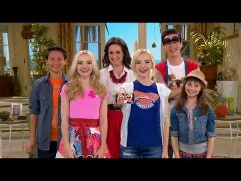 Liv Y Maddie Estilo California Intro Temporada 4 Youtube Con