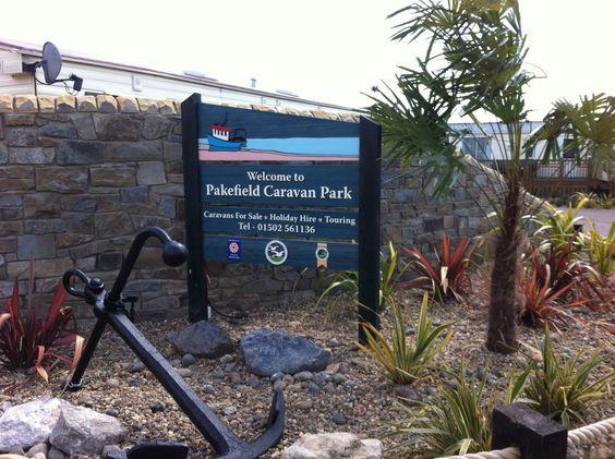 Image result for Pakefield Caravan Park