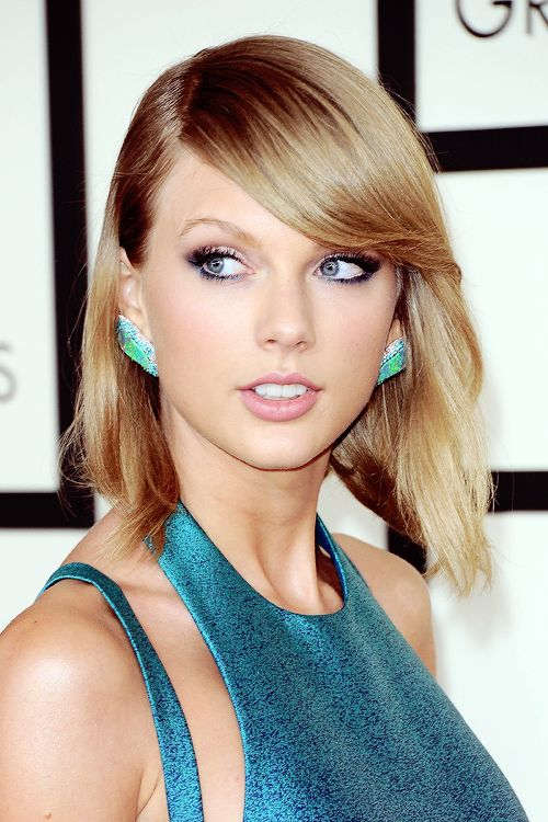 Taylor Swift at The 57th Annual Grammy Awards 2015