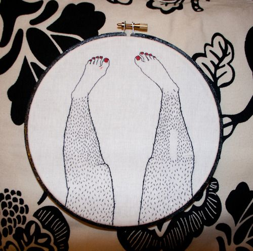 The Rhumboogie - Interview - Siobhán Barbour: Interview Siobhán, Feminist Embroidery, Compromises Theme, Rhumboogie Interview, Feminist Fandom Etsy Crafting, Sewn Art, A2 Expressive, Expressive Art, Ideals Compromises
