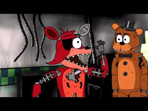 Five Nights At Freddy S 2 Animacion Youtube Five Nights At Freddy S Freddy S Fnaf