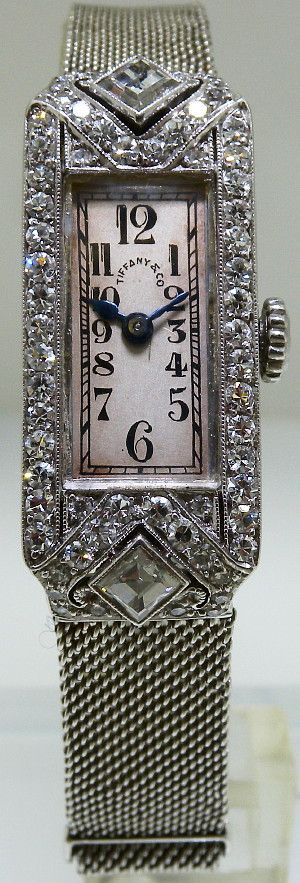 """http://rubies.work/0079-ruby-rings/ Way back when I was starting out, I wrote a """"Moonlighting"""" spec script, where a character wore a Patek Philippe watch that David quips cost more than his car ... was it worth it? This is a Ladies Patek Philippe watch (circa 1920's) made for Tiffany & Co - Top tip: Click pics for best price <3"""