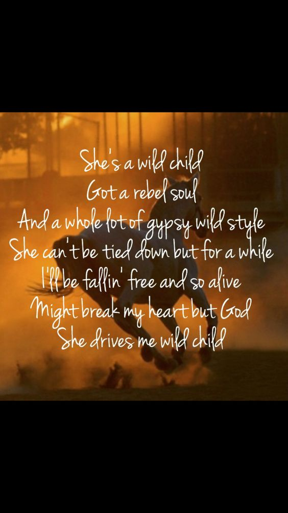 Kenny Chesney - Wild Child Lyrics | MetroLyrics