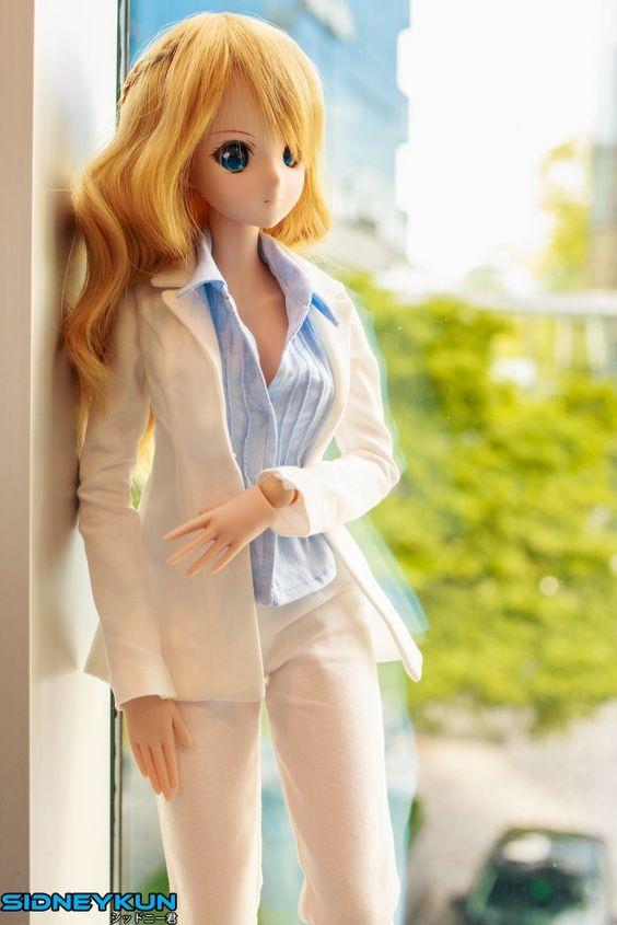 Smart Doll Kizuna Yumeno by SidneyKun_