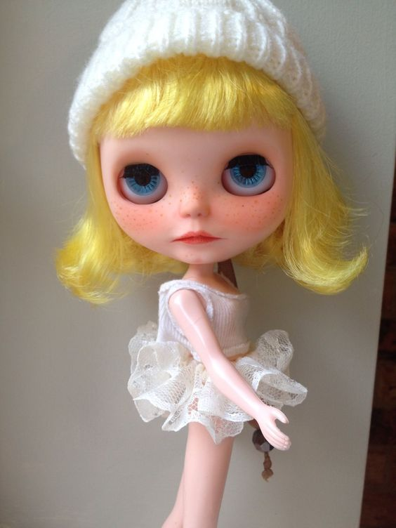 Ooak Blythe Doll Hi Ho Marine Custom By Neverleftbeehind | eBay