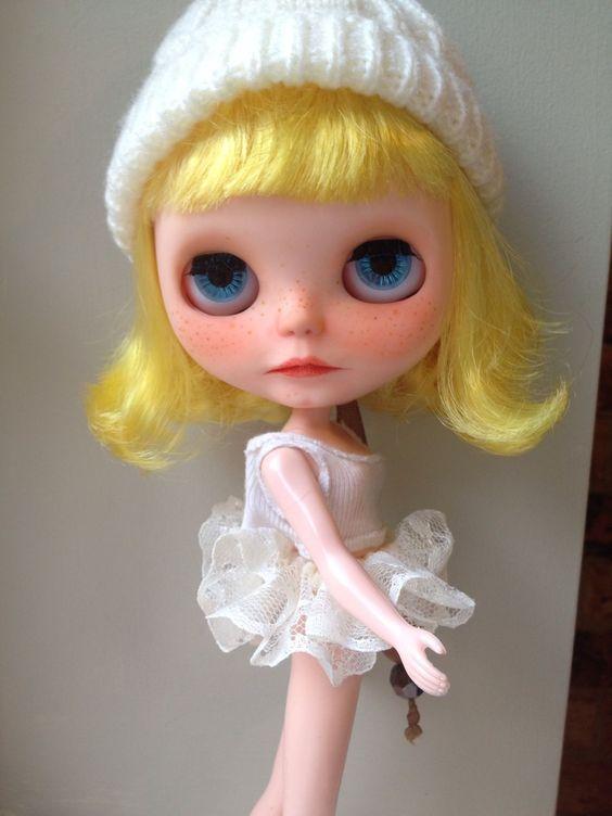 Ooak Blythe Doll Hi Ho Marine Custom By Neverleftbeehind | eBay