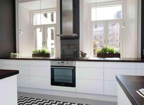 Cuisine ringhult blanc ikea cik cuisine pinterest - Cuisine ikea blanc brillant ...
