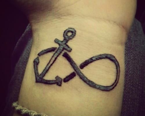 I have been looking into getting an anchor tattoo, this one is particularly  appealing and it will go well will the verse i want with it.